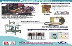 Breathing Apparatus by Mediline Engineers