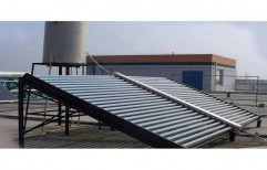 Commercial Solar Water Heater by Sun Solar System