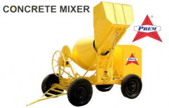 Concrete Mixer by Prem Engineering Private Limited