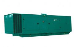Cummins Silent Diesel Generator by Kovai Engineering Works