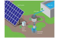 DC Solar Pump by The Wolt Techniques