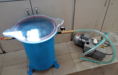 Degassing Vacuum Chamber by A One Engineering Works