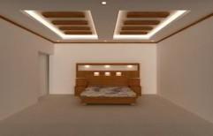 Designer Wooden Bed by Philips Interiors International