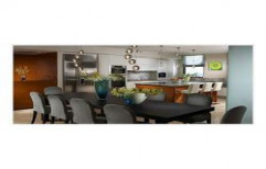 Dining Room Interior Designing Service by Interior Axis India Private Limited
