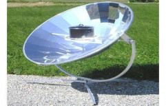 Dish Type Solar Cooker by Sun Solar System