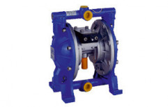 Double Diaphragm Pump by Mackwell Pumps & Controls
