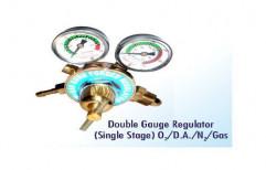 Double Gauge Regulator by Mediline Engineers