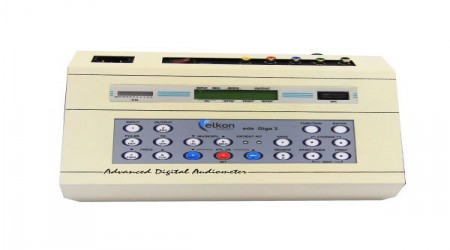 EDA GIGA 3 Portable Audiometer by Elkon Private Limited