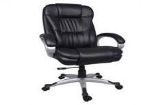 Executive Office Chair by Four Corner's Interiors