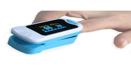 Finger Pulse Oximeter by Sun Distributors