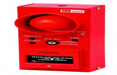 Fire Alarm Bus by Blazeproof Systems Private Limited