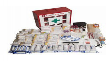 First Aid Box by Mangalam Surgical