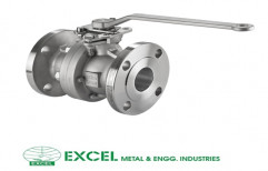 Flanged Valve by Excel Metal & Engg Industries