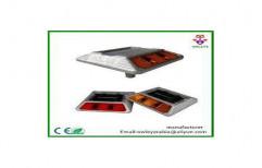 Flashing Light LED Cat Eyes Solar Road Stud by Multi Marketing Services
