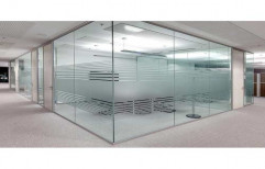 Frameless Glass Doors by Alkraft Decorators Private Limited