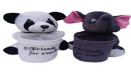Friends Forever Teddy Bear by Akhilesh Enterprises