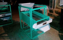 Grain Grading Machine by Unisoft Pheripherials