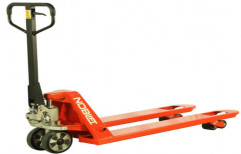 Hand Pallet Trucks by Akshat Enterprise