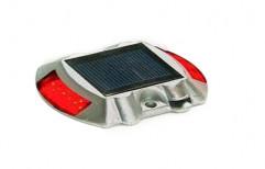 Hard Plastic LED Solar Road Stud by Multi Marketing Services