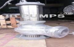 Heavy Duty Slurry Pump by Jay Bajarang Engineering & Services