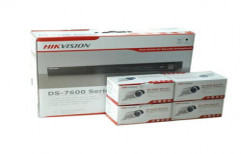 Hikvision CCTV Camera by Patel Electronics