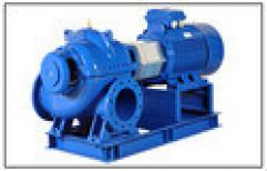 Horizontal split Case Pump by Nandighosh Associates