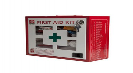 Industrial Grade First Aid Kit by Innerpeace Health Supports Solutions