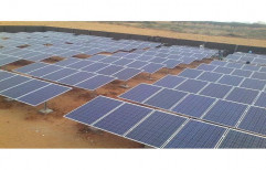 Industrial On Grid Solar Plant by Golden ACS Group Of Company