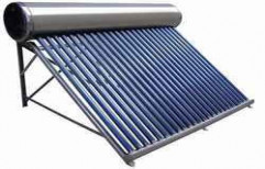 Industrial Solar Water Heater by Patel Electronics
