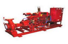Kirloskar Diesel Driven Fire Pumpset by Shree Maruti Boring Works & Pipe