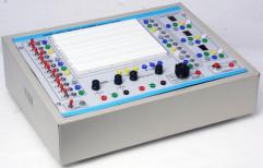 Logic Gates Circuit Trainer by Naugra Export