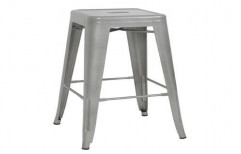 Metal Bar Stool by Sanipure Water Systems