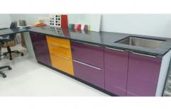 Modular Kitchen Cabinet by Shree Nathji Steel Arts