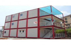 Modular Office Site Container by Anchor Container Services Private Limited