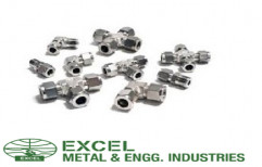 Monel Tube Fittings by Excel Metal & Engg Industries