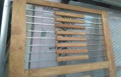 Mosquito Net Door by S.S.T.