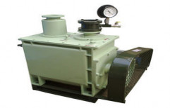 Oil Sealed Rotary High Vacuum Pumps by Promivac Engineers