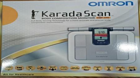 Omron Karada Scan Hbf375 Body Fat Analyzer by Chamunda Surgical Agency