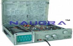 Oscilloscope Demonstrator Trainer by Naugra Export