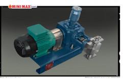 Polyelectrolyte Dosing Pumps by Mini Max Dosing Pumps