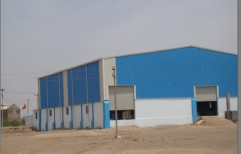 Pre Fabricated Steel Building by Pioneer India