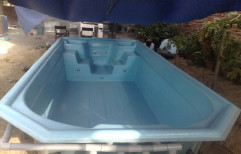 Prefabricated Fiberglass Swimming Pool by Ananya Creations Limited