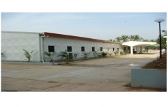 Prefabricated IT Incubation Office by Anchor Container Services Private Limited