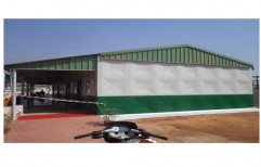 Prefabricated Office Cum Guest House by Anchor Container Services Private Limited