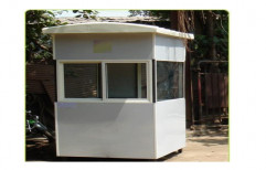 Prefabricated Security Cabin by Anchor Container Services Private Limited