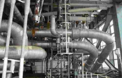 Process Plant Piping System by Sanipure Water Systems