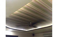 PVC Ceiling Panels by S L Interior LLP.