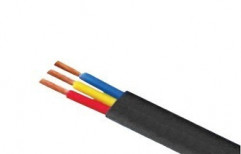 PVC Flat Cables by Sakshi Sales