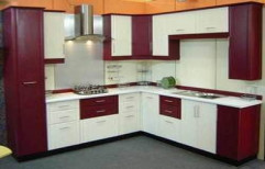 PVC Modular Kitchen by S.S Decors