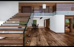 Real Wood Flooring by The Interior Studio